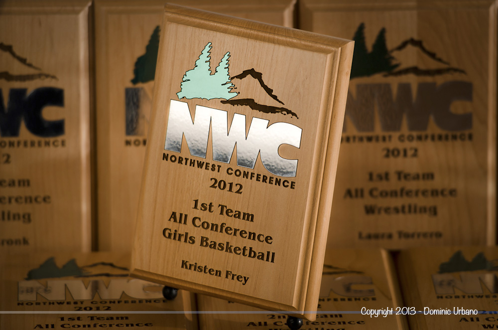 Hard practice and high achievement deserves a trophy or plaque that is worthy of the accomplishment. Don't insult the effort and accomplishment with run of the mill awards.